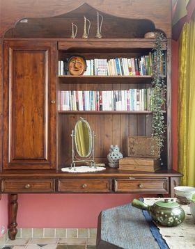 70平米东南亚风格书房装修图片大全