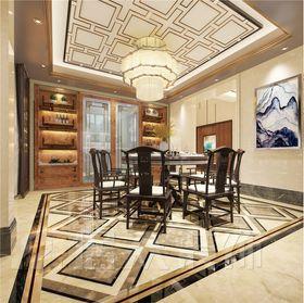 140平米別墅中式風格餐廳裝修效果圖