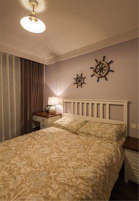 70平米美式风格卧室图片大全