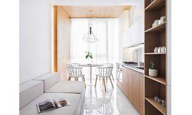60平米公寓其他风格厨房装修图片大全