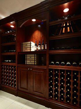 130平米三室两厅欧式风格储藏室装修图片大全
