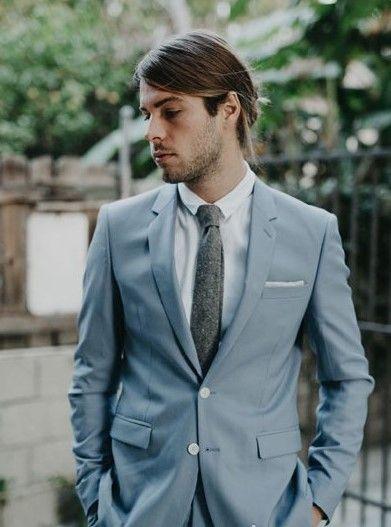 男人去参加婚礼穿什么婚礼服装搭配技巧