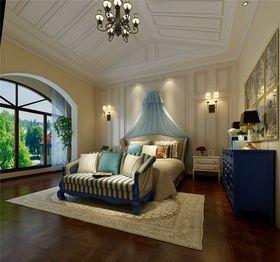 140平米别墅美式风格阁楼图片大全