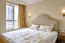 经济型100平米三室一厅现代简约风格卧室效果图