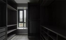 120平米四室两厅北欧风格衣帽间装修效果图