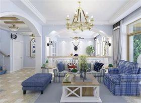 140平米三室两厅地中海风格其他区域效果图