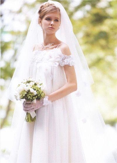 婚纱设计周边实用婚礼tips大放送 小胸新娘穿着经