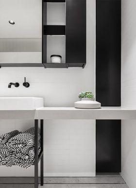 130平米三室两厅日式风格其他区域效果图