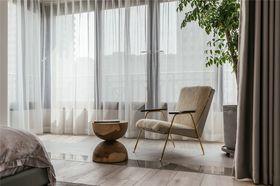 140平米三室一廳現代簡約風格陽臺效果圖