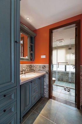 100平米三室两厅东南亚风格卫生间装修案例