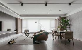 140平米四室一廳現代簡約風格客廳圖片大全