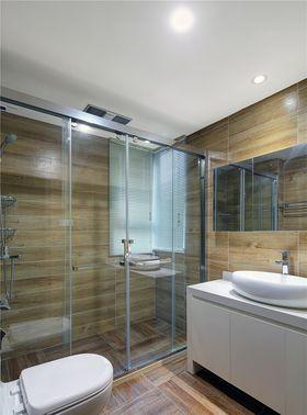 110平米三室一厅现代简约风格卫生间效果图