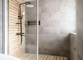 110平米三室一厅日式风格卫生间装修案例