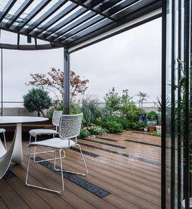 140平米复式混搭风格阳台图片