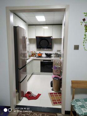 90平米三室两厅宜家风格厨房装修案例