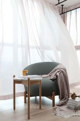 140平米三室两厅北欧风格阳光房设计图