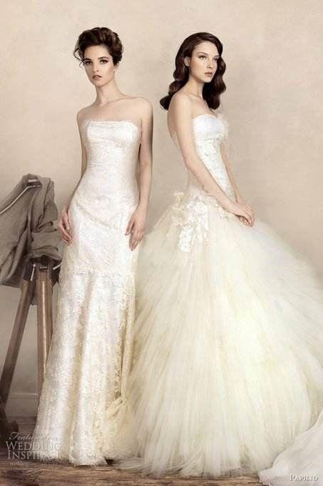 结婚小知识:婚纱选择的一些建议