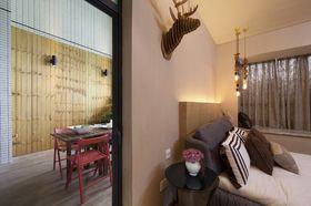 110平米北欧风格卧室图片大全