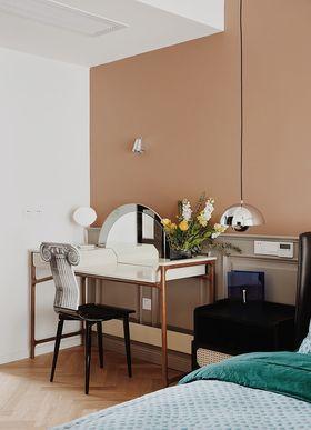 110平米三室一厅北欧风格梳妆台装修图片大全