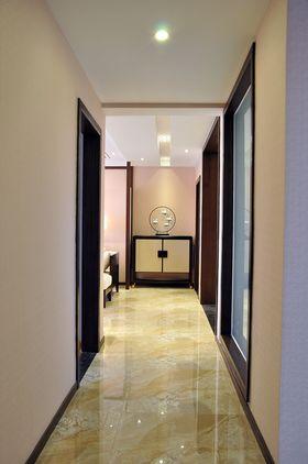 110平米三中式风格走廊设计图