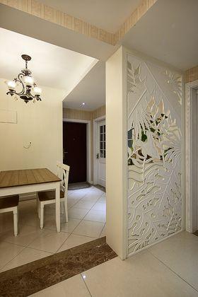 经济型120平米三室两厅现代简约风格餐厅图片大全