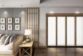 100平米三室两厅日式风格客厅图