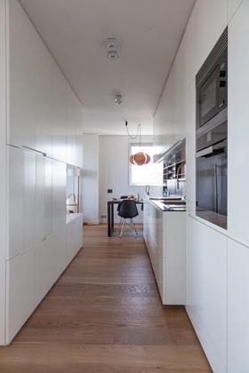 15-20万140平米四室两厅混搭风格厨房装修图片大全
