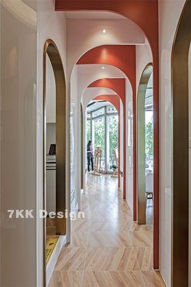 5-10万60平米现代简约风格走廊欣赏图