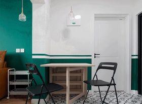 50平米公寓北欧风格餐厅图片大全