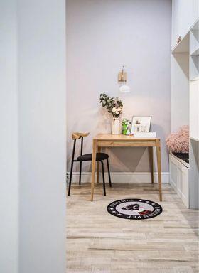 60平米一室一厅北欧风格餐厅装修案例