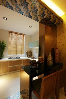 140平米新古典风格厨房装修效果图
