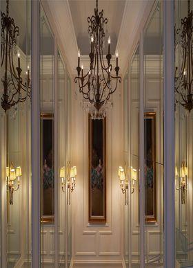 140平米别墅混搭风格玄关装修图片大全