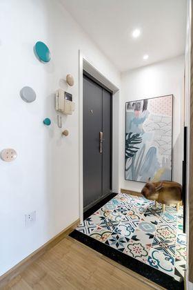 110平米日式风格客厅欣赏图