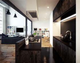 80平米混搭风格厨房装修图片大全