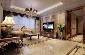 10-15万130平米三室两厅欧式风格客厅图片