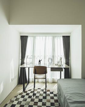120平米三室一厅现代简约风格阳光房装修效果图