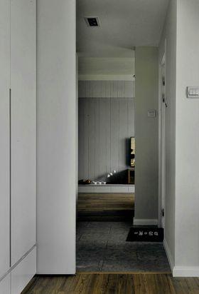 80平米三北欧风格走廊设计图