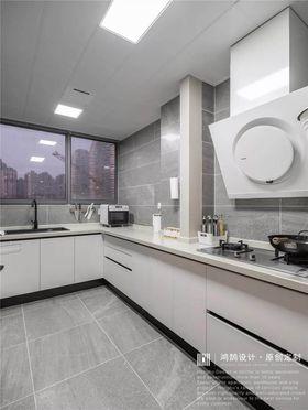 140平米三日式风格厨房装修效果图