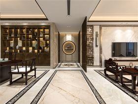 140平米四室两厅中式风格玄关欣赏图