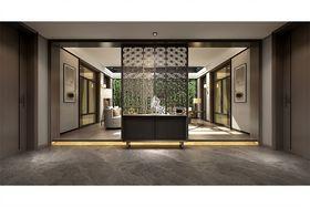 140平米三室两厅欧式风格影音室图片