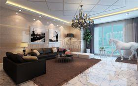豪华型140平米四室两厅其他风格客厅效果图