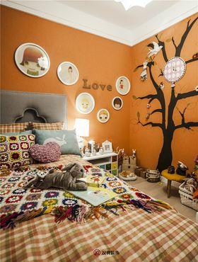 90平米北欧风格儿童房图