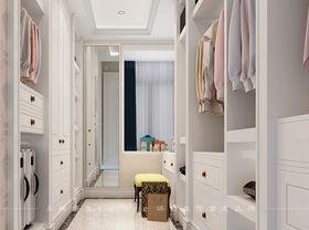 140平米四室两厅欧式风格衣帽间装修案例