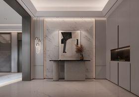140平米別墅現代簡約風格玄關圖片
