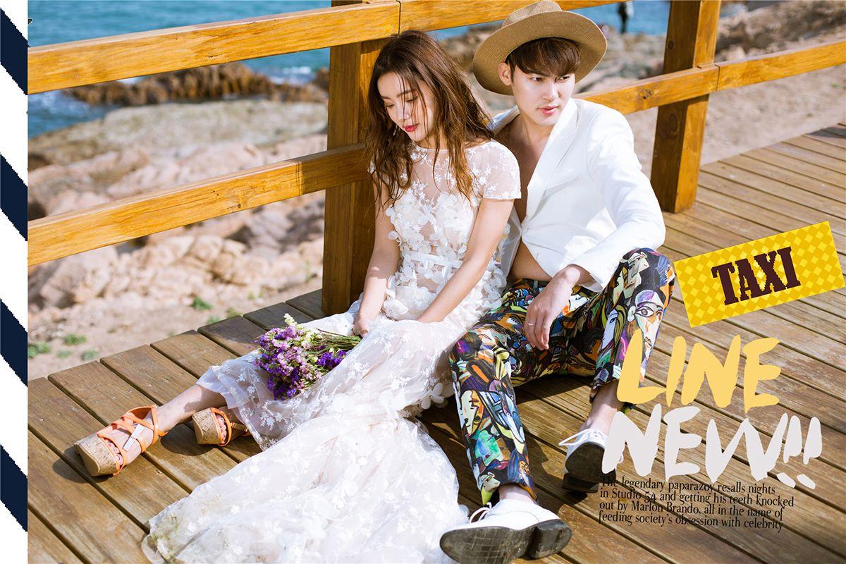 克拉视觉旅拍婚纱摄影