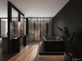 140平米別墅現代簡約風格其他區域裝修圖片大全