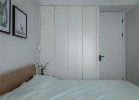 90平米三室一厅其他风格卧室设计图