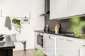 经济型70平米一室一厅北欧风格厨房图片