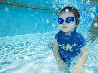 海洋动力专业青少儿游泳培训中心(汇锦店)