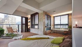 140平米復式其他風格臥室設計圖